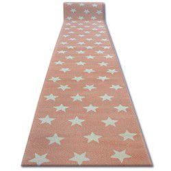 Runner SKETCH - FA68 pink/cream - Stars