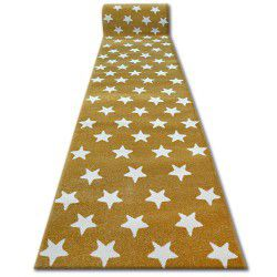 Runner SKETCH - FA68 gold/cream - Stars